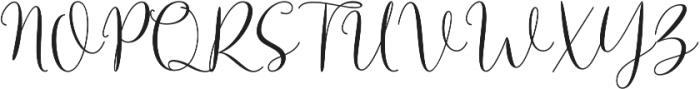 Solidar otf (400) Font UPPERCASE