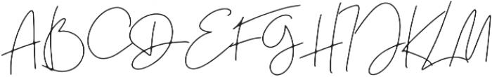 Solitary otf (400) Font UPPERCASE