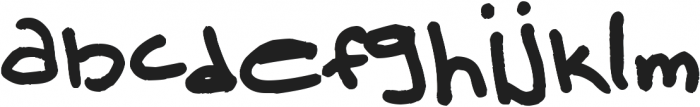 Solo Font ttf (400) Font LOWERCASE