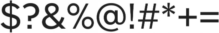 Solo Sans ttf (400) Font OTHER CHARS