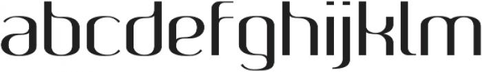 SomaSkript Regular otf (400) Font LOWERCASE