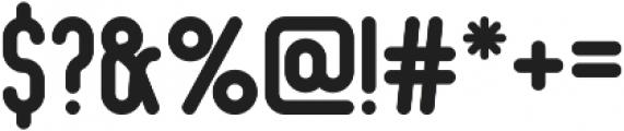 Somber Sans ttf (400) Font OTHER CHARS