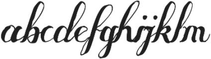 Some Weatz Symbols ttf (400) Font LOWERCASE