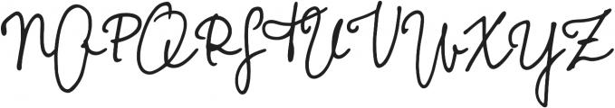 Something Exquisite  otf (100) Font UPPERCASE