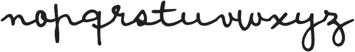 Something Exquisite  otf (100) Font LOWERCASE