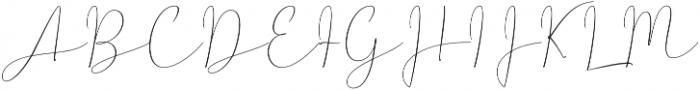 Somethings1 otf (100) Font UPPERCASE