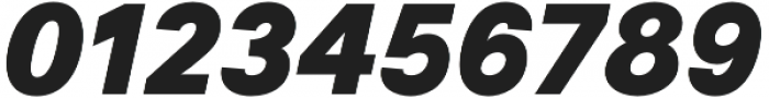 Somma Bold Oblique otf (700) Font OTHER CHARS
