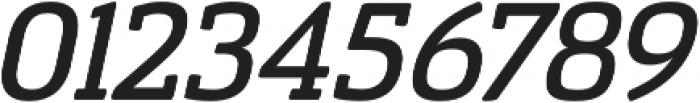 Sommet Slab Rnd Bold Italic otf (700) Font OTHER CHARS