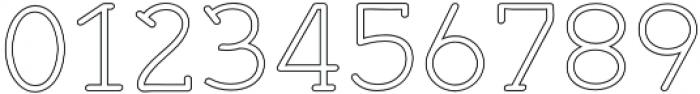 Sonif Line Regular otf (400) Font OTHER CHARS