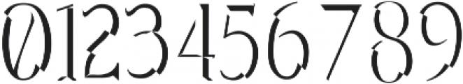 Sonten Bevel-Figure ttf (400) Font OTHER CHARS