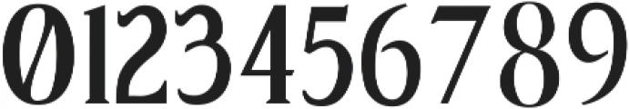 Sonten Outline-Figure ttf (400) Font OTHER CHARS