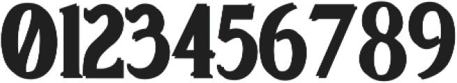 Sonten Outline-Ground ttf (400) Font OTHER CHARS