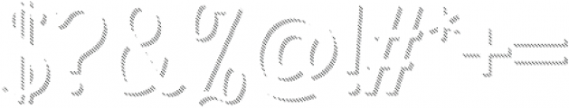 Sonten Shadow-Ground ttf (400) Font OTHER CHARS
