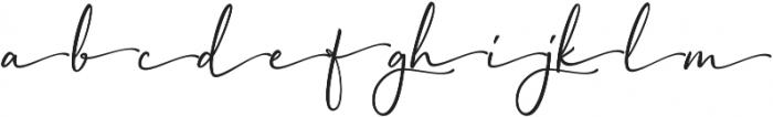 Sophistica 1 Swashes otf (400) Font LOWERCASE