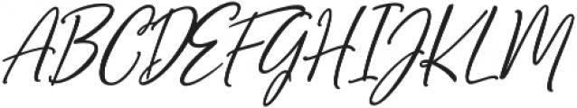 Sophistica 11 otf (400) Font UPPERCASE