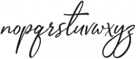 Sophistica 11 otf (400) Font LOWERCASE