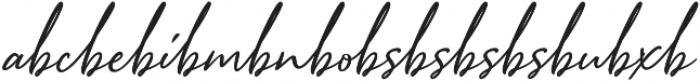 Sophistica 13 otf (400) Font UPPERCASE