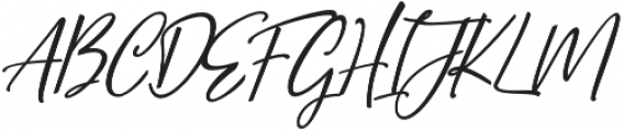 Sophistica 14 otf (400) Font UPPERCASE