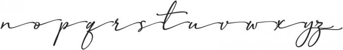 Sophistica 3 otf (400) Font LOWERCASE