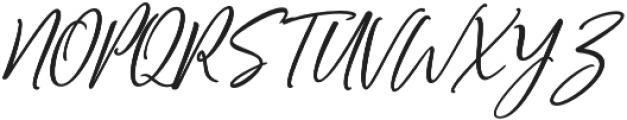 Sophistica 4 otf (400) Font UPPERCASE
