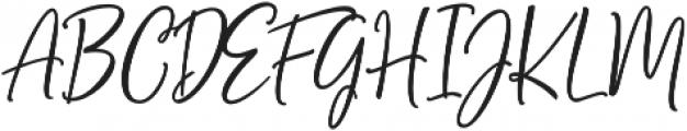 Sophistica 7 otf (400) Font UPPERCASE