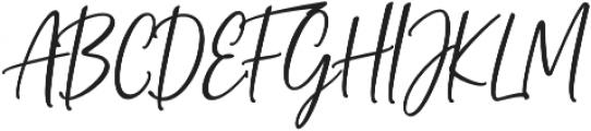Sophistica 9 otf (400) Font UPPERCASE