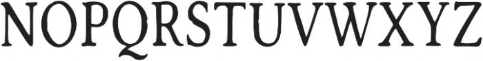 Sophistica Serif otf (400) Font UPPERCASE