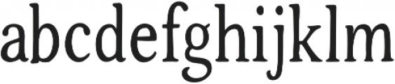 Sophistica Serif otf (400) Font LOWERCASE