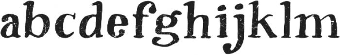 Sorsod Borsod ttf (400) Font LOWERCASE