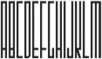 Sothin otf (100) Font UPPERCASE