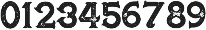 Soudern otf (400) Font OTHER CHARS