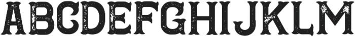 Soudern otf (400) Font LOWERCASE