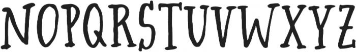 Soul Drifter Serif otf (400) Font UPPERCASE