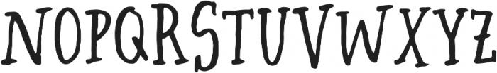 Soul Drifter Serif otf (400) Font LOWERCASE