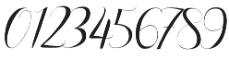 Soulmater otf (400) Font OTHER CHARS