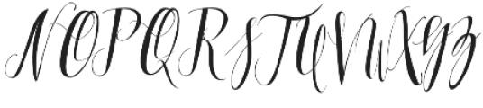 Soulmater otf (400) Font UPPERCASE