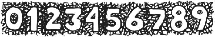Sourwood Regular otf (400) Font OTHER CHARS