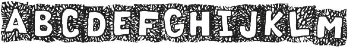 Sourwood Regular otf (400) Font LOWERCASE