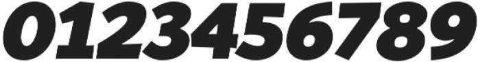 Souses Black Italic otf (900) Font OTHER CHARS