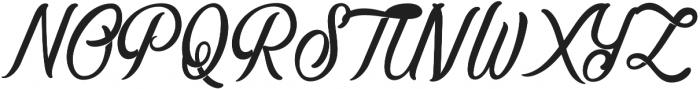 Southamton otf (400) Font UPPERCASE