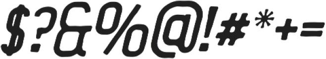 Southbank Sans otf (400) Font OTHER CHARS