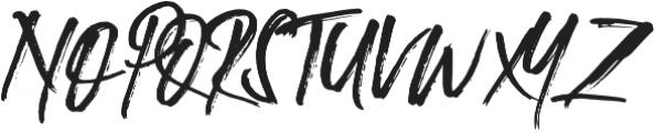 Southeast otf (400) Font UPPERCASE