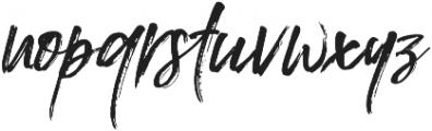 Southeast otf (400) Font LOWERCASE
