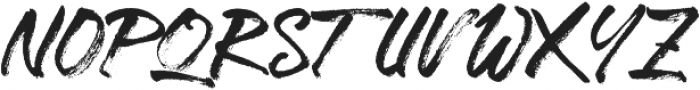 Southern Raptor otf (400) Font LOWERCASE