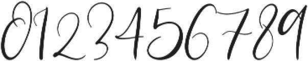Southfall Light otf (300) Font OTHER CHARS