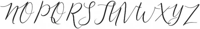 Southfield Alt1 otf (400) Font UPPERCASE