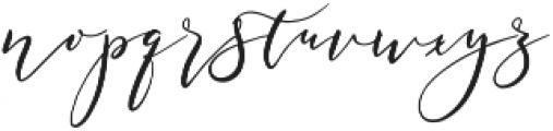 Southfield Alt1 otf (400) Font LOWERCASE