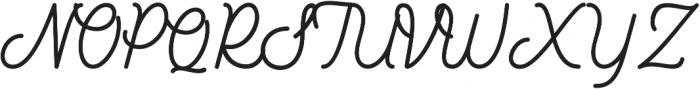 Southfilla Alt ttf (400) Font UPPERCASE