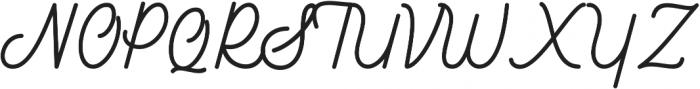 Southfilla otf (400) Font UPPERCASE