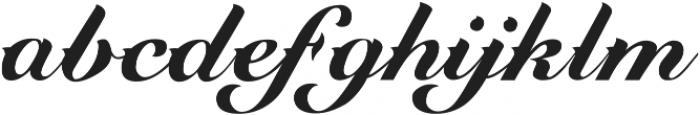 southern california ttf (400) Font LOWERCASE
